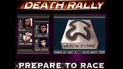 Going Up in The Ranks [Death Rally #3]