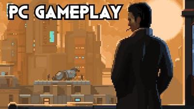 Lacuna – A Sci-Fi Noir Adventure   PC Gameplay