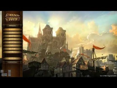 Story time: how I started running Anno 1404