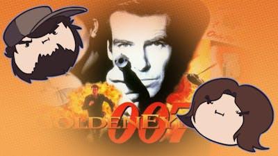 Game Grumps VS - Goldeneye for an Eye