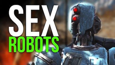 Fallout 4 Automatron DLC - SEX ROBOTS - [ Playthrough Pt.1 ]