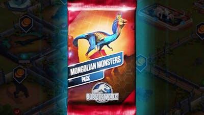 Mongolian Monsters Pack   Jurassic World - The Game