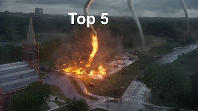 Top 5 Natural Disaster Scenes In Movies