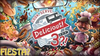 Cook, Serve Delicious! 3?! | Achievement [FIESTA?]