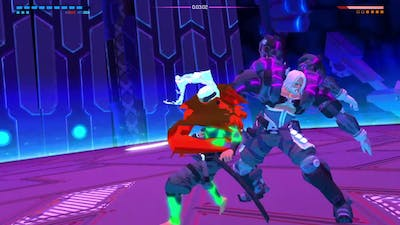 Furi (One More Fight DLC) - The Flame
