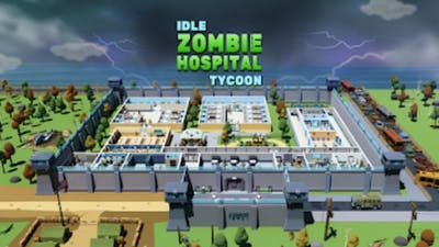 Zombie Hospital Tycoon: Idle Management Game-Gameplay Trailer