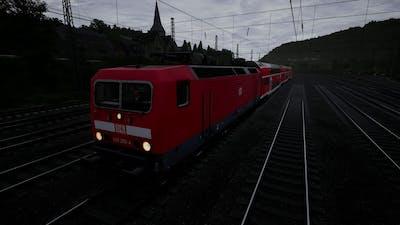 TSW 2: DB BR 143 Introduction