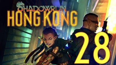 28 - Let's Play Shadowrun Hong Kong Extended Edition - Retribution 1