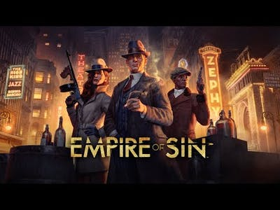Empire of Sin – First Few Mins