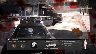 Battlefield hardline gameplay (BETA)