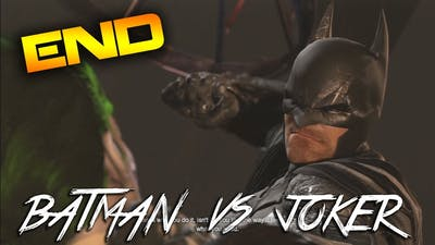 Batman Arkham Origins Joker Boss Fight + Ending Gameplay