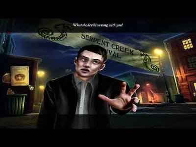 9 Clues: The Secret of Serpent Creek (I)