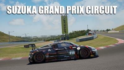 ACC First Drive - Suzuka - Intercontinental GT Challenge DLC