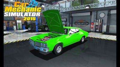 THE GREEN MACHINE! - Car Mechanic Simulator 2015