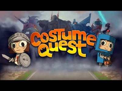 COSTUME QUEST   Programmed For Protection