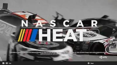 NASCAR Heat 2 First Boot