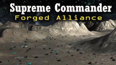Supreme Commander Forged Alliance - Modern Trailer
