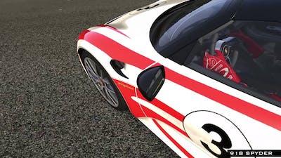 Oculus Rift CV1 - Assetto Corsa 1.9.2 - Porsche Pack 1 - Interior/Exterior view