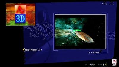 Aureal Vortex 2 8830 - Headphone Mode - A3D 2.0 HRTF Audio Demo - Retro Sound Card