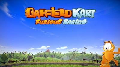 Garfield Kart Racing - Kids game