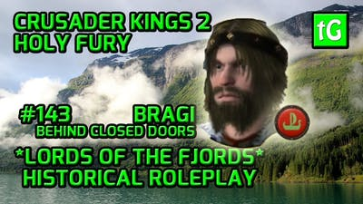 Let's Play Crusader Kings 2 Roleplay Holy Fury #143 Still Plagued