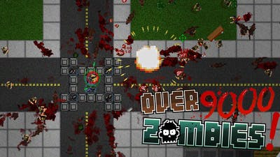 Over 9000 Zombies - Spotlight