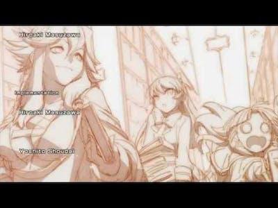 Xblaze Lost: Memories - Credits