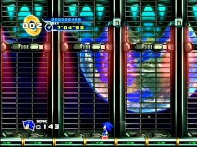 Sonic the Hedgehog 4 Episode 1 (Beating Eggman)