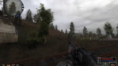 S.T.A.L.K.E.R. Call of Pripyat - Distress call at cooling tower