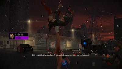 A Game of Clones Saints Row IV New Power Buff