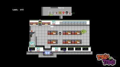 Mini Thief - Gameplay