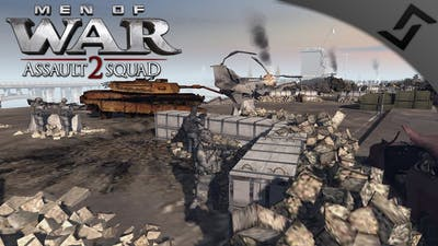 Defending Eiffel Tower Bridge! - Men of War: Assault Squad 2 - Wigga's CoD Mod