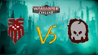 Magore VS. Grabwache [Streamaufzeichnung] Warhammer Underworlds Online
