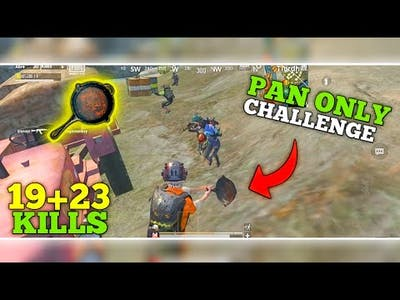 WIPING SQUADS WITH PAN 🔥 | 1v4 GAMEPLAY | PUBG MOBILE LITE
