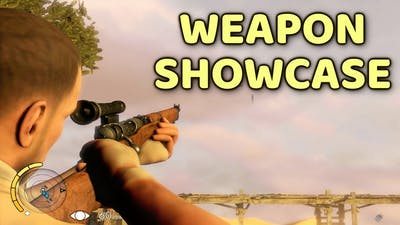 Sniper Elite 3 - ALL WEAPONS - Animations & Sounds [ALL DLC INCLUDED]