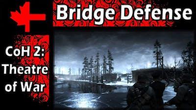 Company of Heroes 2 - Victory at Stalingrad - Mission 3 - Bridge Defense