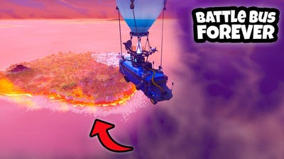 How to stay in the Battle Bus *FOREVER* (Season 8 exploit)