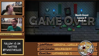 Lost Castle death counter