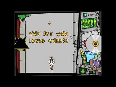 Funky Plays - Spy Fox In: Cheese Chase