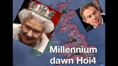Hearts of Iron 4 Modern day BRITISH EMPIRE
