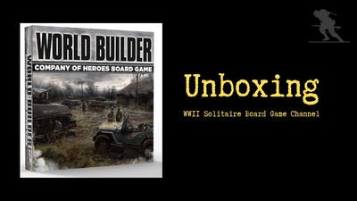 Company of Heroes: World Builder Pack - Unboxing