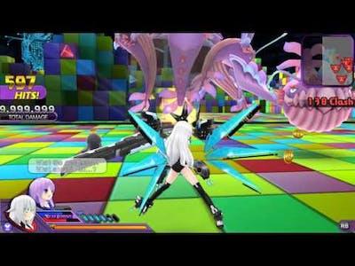 Hyperdimension Neptunia U Action Unleashed - Level 99 Quest 2