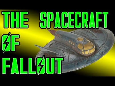 The Spacecraft of Fallout