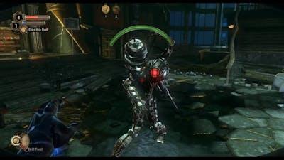 Bioshock 2 Gameplay Footage