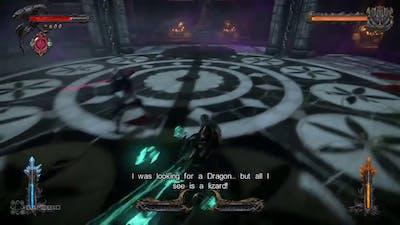 Castlevania Lords of Shadow 2 Revelations DLC Ending - Zobek's Lieutenant - Final Boss - HD