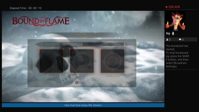 Bound by flame (Game ive never played)