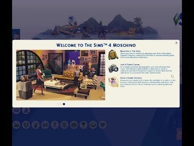 The Sims 4 Moschino Stuff Pack Overview
