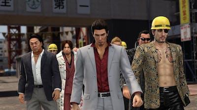 Yakuza Kiwami 2 Clan Creator - Majima Construction, Pushing The Limits Mission