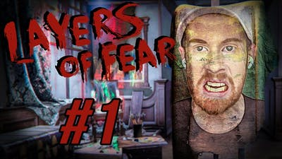 LAYERS OF FEAR! (PART 1!)