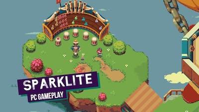 Sparklite - PC Gameplay